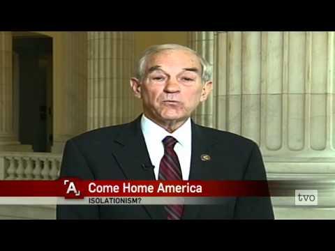Ron Paul: Come Home America