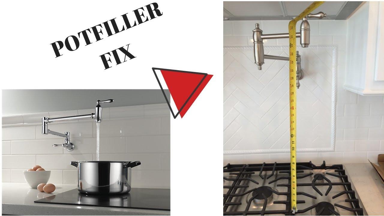Potfiller Install Fix You