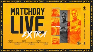 Chris iwelumo and carl ikeme join commentators mikey burrows andy thompson live from molineux. expect special guests analysis of wolves v spurs.