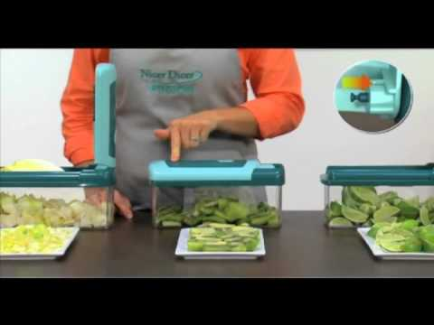 nicer dicer fusion smart set cuisine best of tv youtube. Black Bedroom Furniture Sets. Home Design Ideas