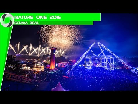 Caught by the police? Nature one 2016 Vlog
