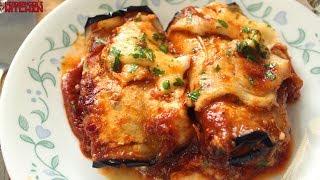 Keto Eggplant Involtini | Keto Recipes | Headbanger
