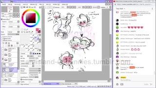 Skaroy's Comic Process Stream!