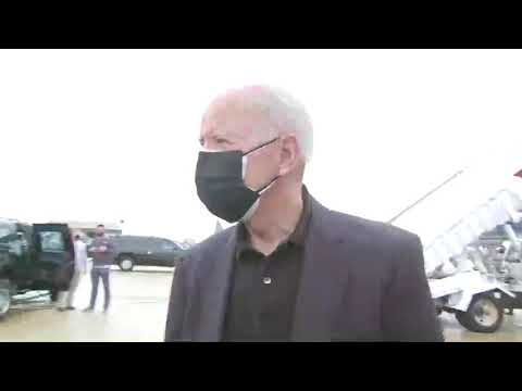 Press Gaggle: Joe Biden Speaks to the Press Before Air Force One Departure - March 28, 2021