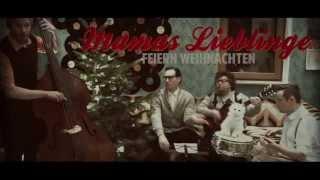 Mamas Lieblinge feiern Weihnachten (Meghan Trainor - All About The Bass Cover)