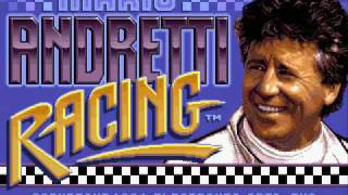 Mario Andretti Racing Mega Drive Title Music