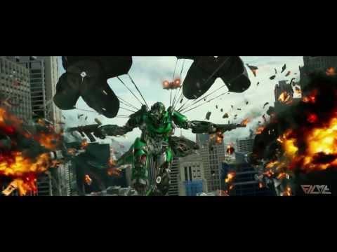 Transformers 4. - A kihalás kora 2 (HunTrailer) QHD minőség