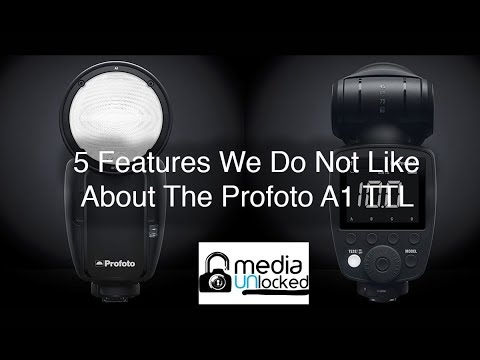 5 Features We Do Not Like About The Profoto A1 TTL