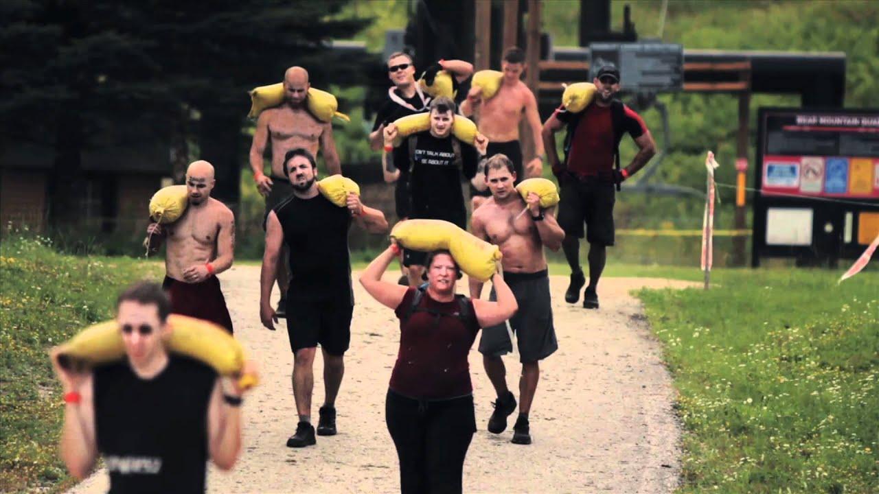 Spartan Beast Race - YouTube