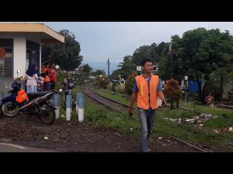 KLB lori inspeksi masuk stasiun cianjur pihak Padalarang