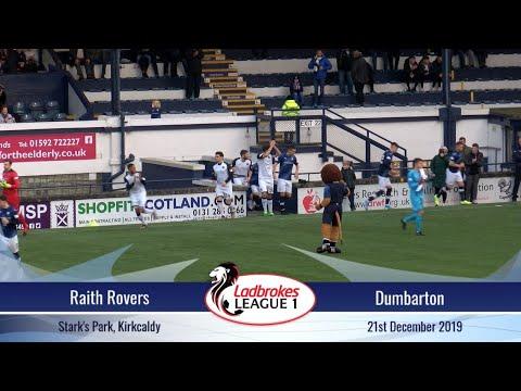 Raith Dumbarton Goals And Highlights