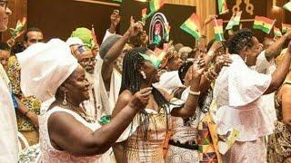 President Nana Addo Dankwa Akufo-Addo Conferment of Ghanaian Citizenship on 126 Diasporans