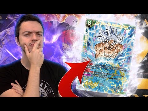 When You Pull THE RAREST & Most Expensive Dragon Ball Super Card