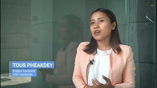 Voices from APFSD 2019: Tous Pheakey