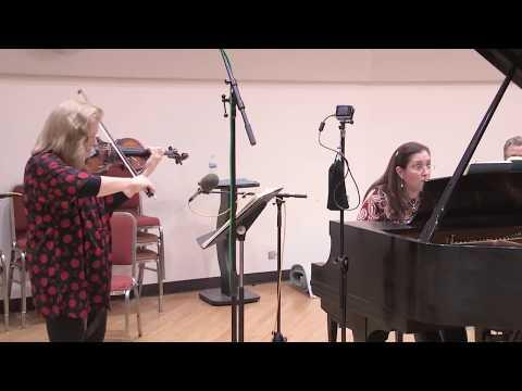 09 Beethoven   Sonata #6 in A, Op 30, #1   III Allegretto con variazioni