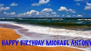 MichaelAntony   Beaches Playas - Happy Birthday