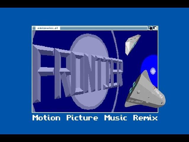 Frontier: Elite II AMIGA Intro + Music Remix