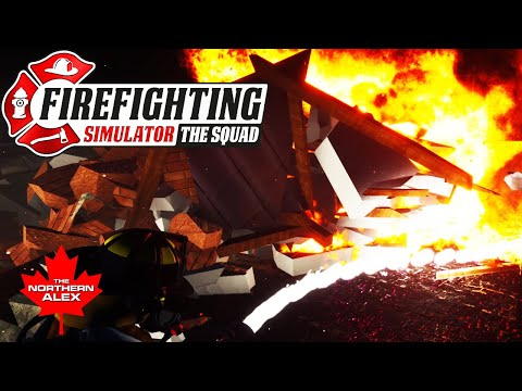 Firefighting Simulator - The Squad | Fighting more fires with AcePilot2K7 |