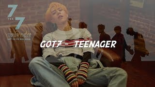 GOT7 - TEENAGER рус. саб