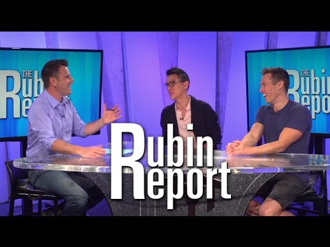 Dave Wavey & Hank Chen on The Rubin Report
