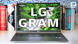 LG Gram 17 review: Who