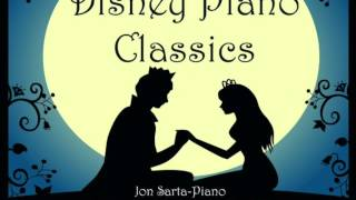Disney Piano Classics Album (With Lyrics!!)