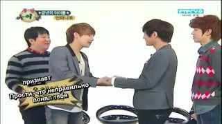 INFINITE Weekly Idol 2011 (2) руссаб