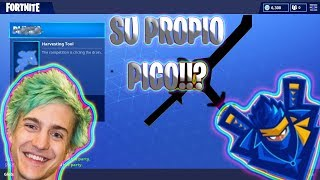 YOU KNOW THIS IS THE PICO OF NINJA!!? -FORTNITE SECRETOS AND CURIOSITIES!!