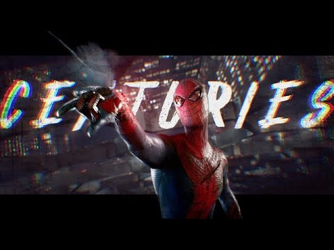 Fall Out Boy - Centuries | The Amazing Spiderman | Music Video