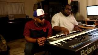 Teddy Pendergrass close the door 2012 live cover by( Tyrand and Darkkeys on piano)