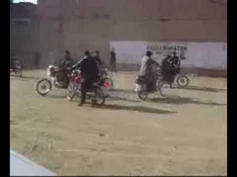 FAUJI FOUNDATION SCHOOL BANNU FAIRWELL PARTY DHOOM 3