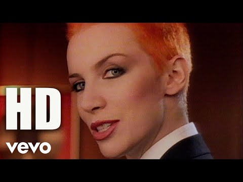 Клип Eurythmics - Sweet Dreams (Are Made of This)