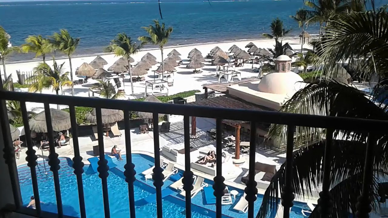 Excellence Riviera Cancun Review/Walkthrough - YouTube
