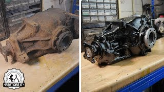 BMW E30 Limited Slip Differential Restoration thumbnail