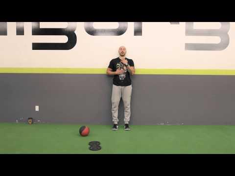 Group Training Dynamic Warm Up - Vigor Ground Fitness