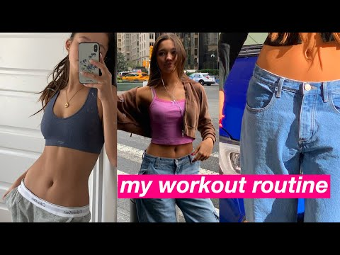 my workout routine