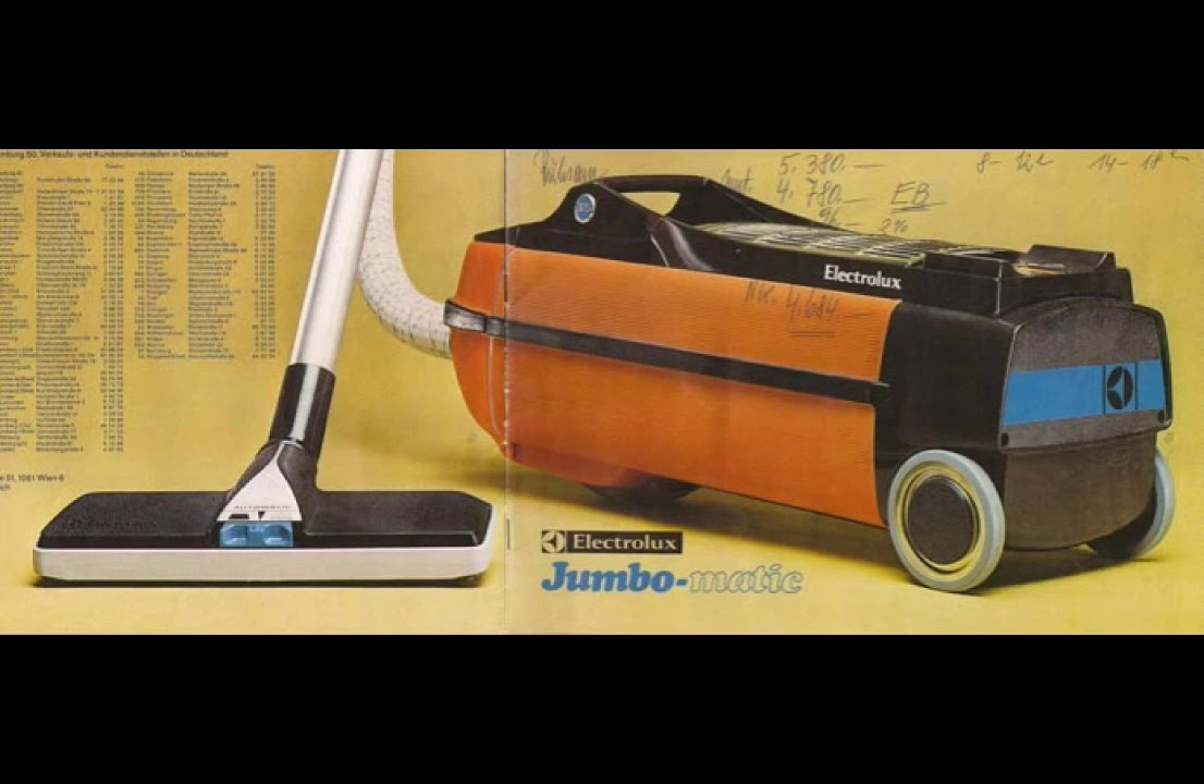 Lux Electrolux Vacuum Cleaners History