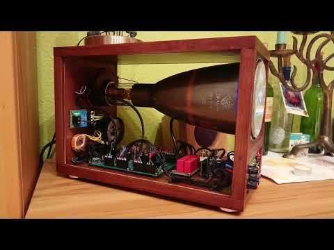 SMC Full Size - Final Assembly & Oscilloscope Music