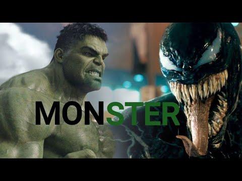 (Marvel) Hulk & Venom || Monster