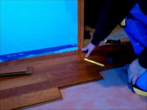 Hardwood Floor Installation DIY