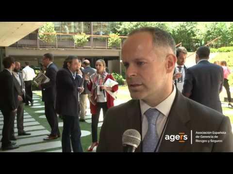 Fernando Caballero - Managing Director AON Global Risk Consulting y Junta Directiva AGERS