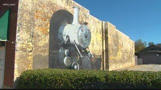 New mural shows the history of Winnsboro