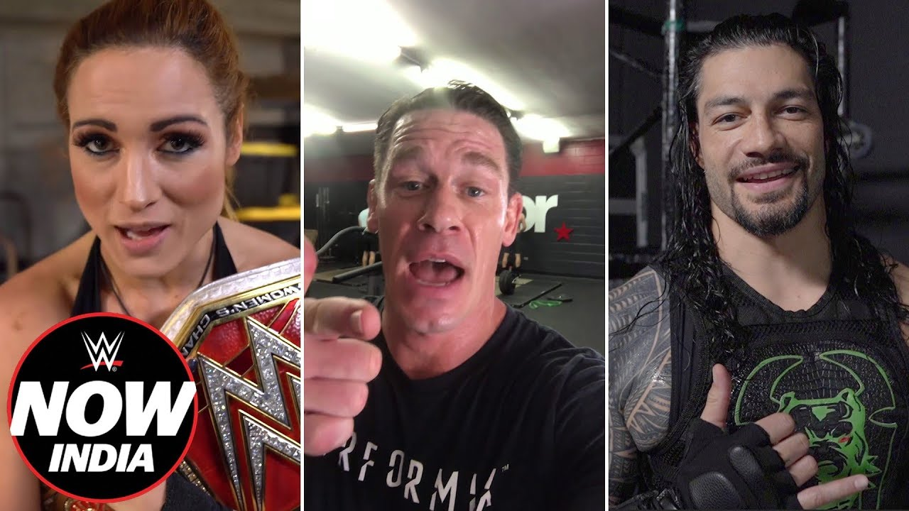 Download WWE Superstars wish India a Happy Independence Day