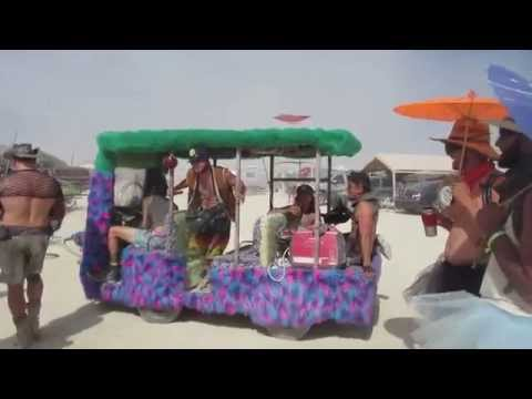 Cultural Appropriation Police make an arrest at Burning Man 2015