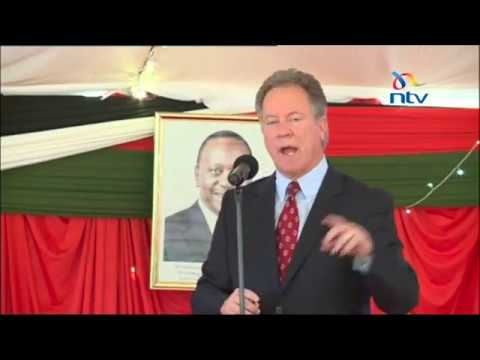 Full speech by WFP Executive Director David Beasley at Praye