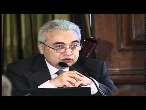 IEA Presents Golden Rules for a Golden Age of Gas | Presentation | London May 29 2012