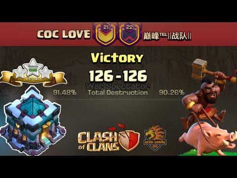 ELITE WAR CLAN VIỆT NAM DÙNG 1 COMBO CHIẾN THẮNG HOÀN TOÀN TRUNG QUỐC Clash of clans | Akari Gaming