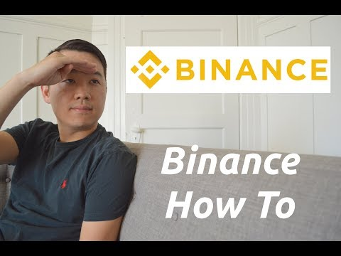 how to sell on binance