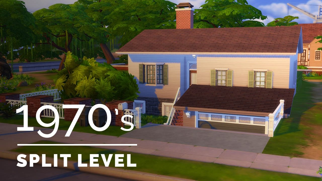 how to build onto a split level house