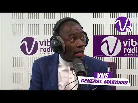 General Makosso  - Son enfance avec Lolo Beauté